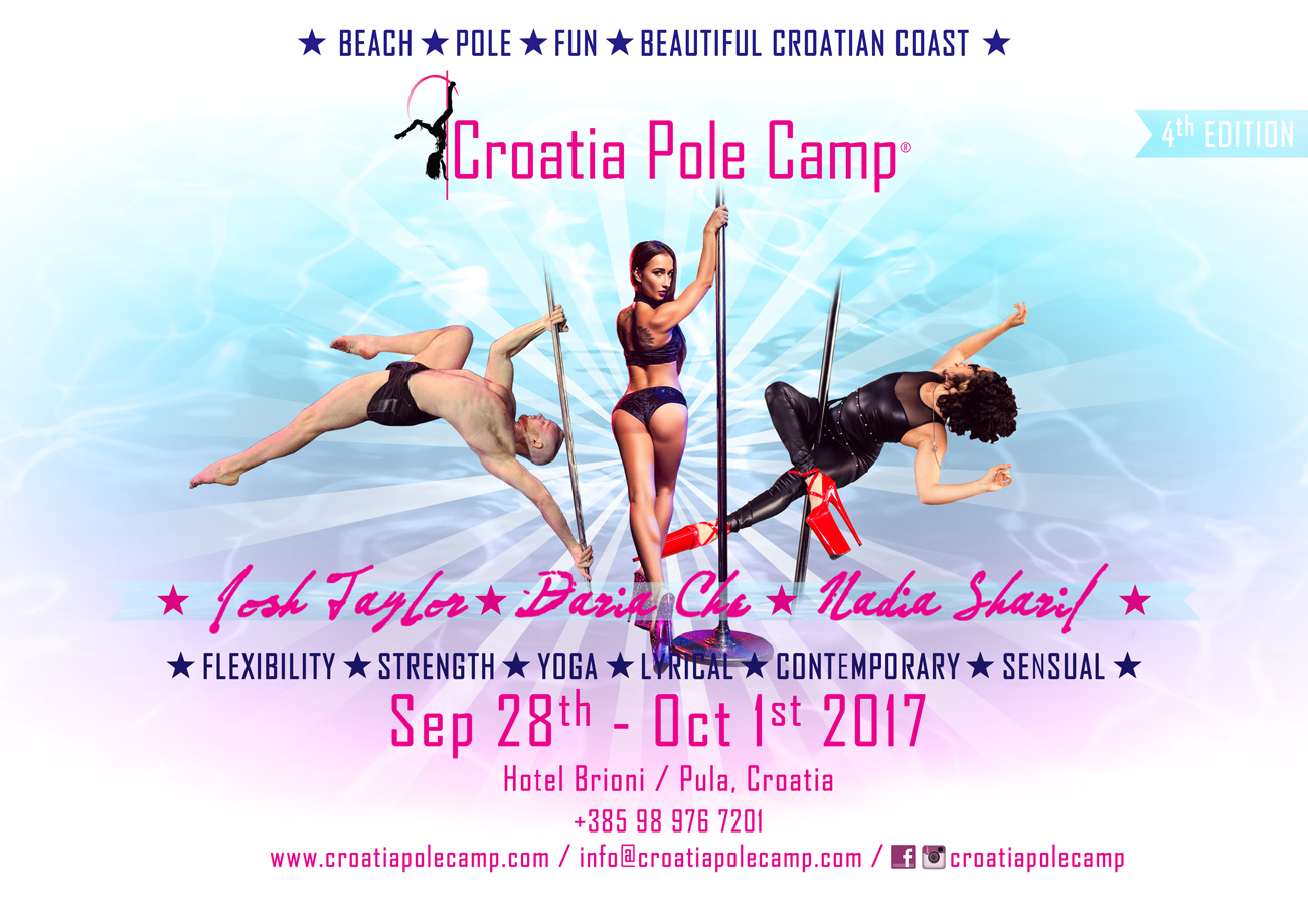 Croatia Pole Camp 2017.